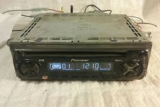Pioneer DEH 12 CD Player In Dash Receiver