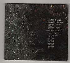 AIDAN BAKER - liminoid / lifeforms CD