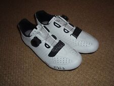 Used Fizik R3B Womens Carbon Road Cycling SPD-SL Shoes Size 40 (UK 6.5) White