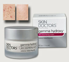 SKIN DOCTORS Gamma Hydroxy 50ml Skin Resurfacing Smoothes the Appearance
