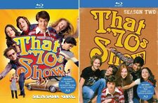 That 70s Show Blu-ray Disc Complete Seasons 1 & 2 One Two Boxsets TV Show Comedy