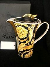 ROSENTHAL VERSACE VANITY 40 fl/oz COFFEE POT BRAND NEW BOXED WITH CERTIFICATE