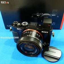 SONY DSC-RX1RM2 RX1R II Carl Zeiss 35mm F2.0 13 Languages Selectable Wi-Fi NFC