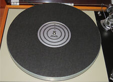 NEW Phonograph Turntable Record Player Anti Static Slip Mat with Strobe Pattern