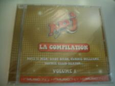 NRJ LA COMPILATION VOLUME 1. LUMIDEE GLORIA GAYNOR FATMAN SCOOP BENASSI BROS CD