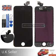 FOR IPHONE 5 LCD TOUCH SCREEN DIGITIZER DISPLAY ASSEMBLY COMPLETE REPLACEMENT UK