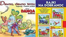 Bajki 3 audio CDs Polish for Kids Piosenki+Bajki Dla Dzieci Polskie Legendy