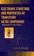 Electronic Structure and Properties of Transition Metal Compounds: Int-ExLibrary