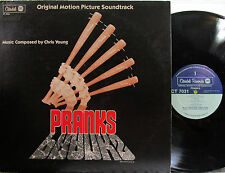 Pranks (Soundtrack) (Citadel) Laurie Lapinski, Stephen Sachs (Chris Young) ('82)