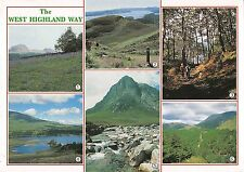 B96678 the west highland way  scotland