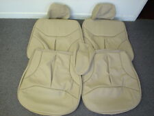 MERCEDES SEAT COVERS S320,S420,S500,300SE,S600 LEATHER