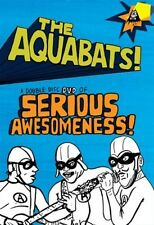 The Aquabats - Serious Awesomeness (DVD, 2003, 2-Disc Set) NEW