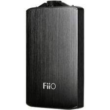 FiiO A3 (E11K) Kilimanjaro 2 Portable Headphone Amp (Black) w/ Bass Boost