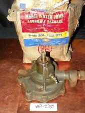 Dodge Plymouth & Truck 1951-1956  NOS OEM Mopar Water Pump  1325973