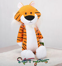 """Sweet Sprouts 18"""" Tiger Figure Plush Toy Handmade Stuffed Animal Doll Gift"""
