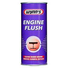 Engine Flush Treatment 425ml Removes Harmful Deposits Oil Flushing - Wynns 51265
