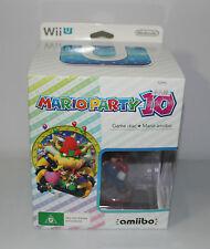 Mario Party 10 (Nintendo Wii U, 2015) SPECIAL EDITION BRAND NEW
