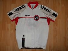ASSOS SWISS DESIGN CYCLING JERSEY SHIRT SIZE XL