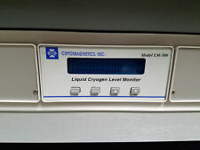 Cryomagnetics Inc LM-500 Liquid Helium Cryogen Level Monitor