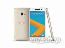 """NEW HTC M10 Gold 5.2"""" 32GB Dual-core 12MP 4 GB RAM Android Phone By FedEx"""