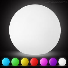 LED Colour Changing Mood Light Ball Shaped Night Lamp Home Room Decor Lighting