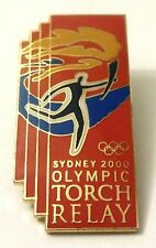 Pin Spilla Olimpiadi Sydney 2000 - Olympic Torch Relay