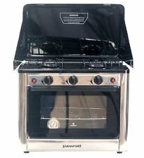 Stansport 221 Stainless Steel Outdoor Stove And Oven New