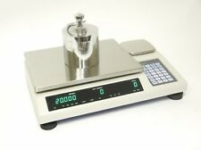 COUNTING SCALE - 50 LB X 0.001 LB - PARTS COUNTING SCALE - PIECE COUNTING