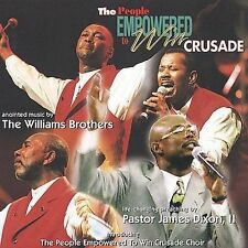 People Empowered to Win Crusade by Williams Brothers, Dixon, Pastor James