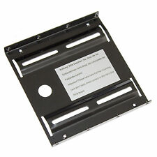 "2.5"" Hard Drive Mounting Frame Bracket - Install 2.5 inch HDD SDD in a 3.5"" Bay"