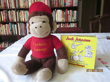 Jack Johnson, Sing-A-Longs & Lullabies for the Film Curious George & plush Georg