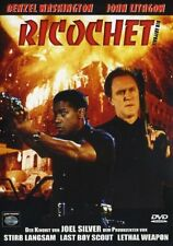 Ricochet ( Action-Thriller ) mit Denzel Washington, John Lithgow, Ice-T NEU OVP