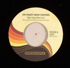 "MIGHTY SHOW STOPPERS, The/ESPERANTO - Hippy Skippy Moon Strut - Vinyl (7"")"