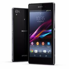 """Black Sony XPERIA Z1 C6903 16GB GSM Unlocked 5.0"""" Full HD  Android Smartphone AU"""