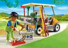 PLAYMOBIL - ZOO viele Extra-Tiere CityLife N° 6636 Zoofahrzeug Wagen Zubehör