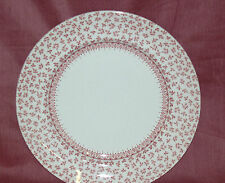 Wood & Sons~PROVENCE PINK Dinner  Plate ~New~Made in England
