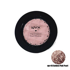 1 NYX The Ultimate Pearl Eye Shadow Golden Pink Pearl UP16