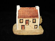Lilliput Lane - 7 ST ANDREWS SQUARE - Figurine, Cottage, House - 1985
