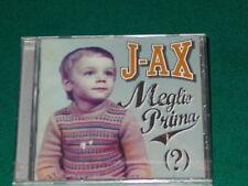 J-Ax – Meglio Prima (?)