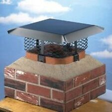 NEW HY-C SCADJ-L LARGE ADJUSTABLE STOVE CHIMNEY PIPE CAP SHELTER COVER 6504393