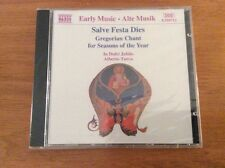 Early Music: Salve Festa Dies, Gregorian Chant for Seasons of the Year (1993)
