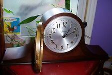 Antique 1929 Sessions 8 Days Mantel Clock W/Key Works
