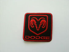 DODGE EMBROIDERED CLOTH BADGE