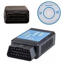 Car Engine RPM Fault Scanner Diagnostic Code Reader OBD2 ELM327 F1 Bluetooth US