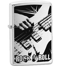Zippo Lighter Collection Issue 12 ROCK AND ROLL NEW
