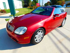 Mercedes-Benz : SLK-Class 2dr Kompress