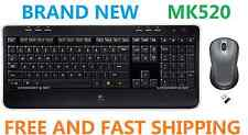 Logitech Wireless Keyboard and Mouse MK520 Combo, K520 + M310, PN 920-002553