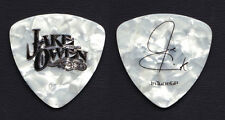 Jake Owen Signature White Pearl Bass Guitar Pick #2 - 2012 Tour
