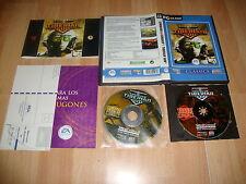 COMMAND & CONQUER TIBERIAN SUN DE EA GAMES PARA PC CON 2 DISCOS USADO COMPLETO