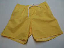 Old Navy Mens Size XL Yellow Swim Trunk Shorts New